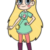 How to Draw Star Butterfly, Star vs. the Forces of Evil