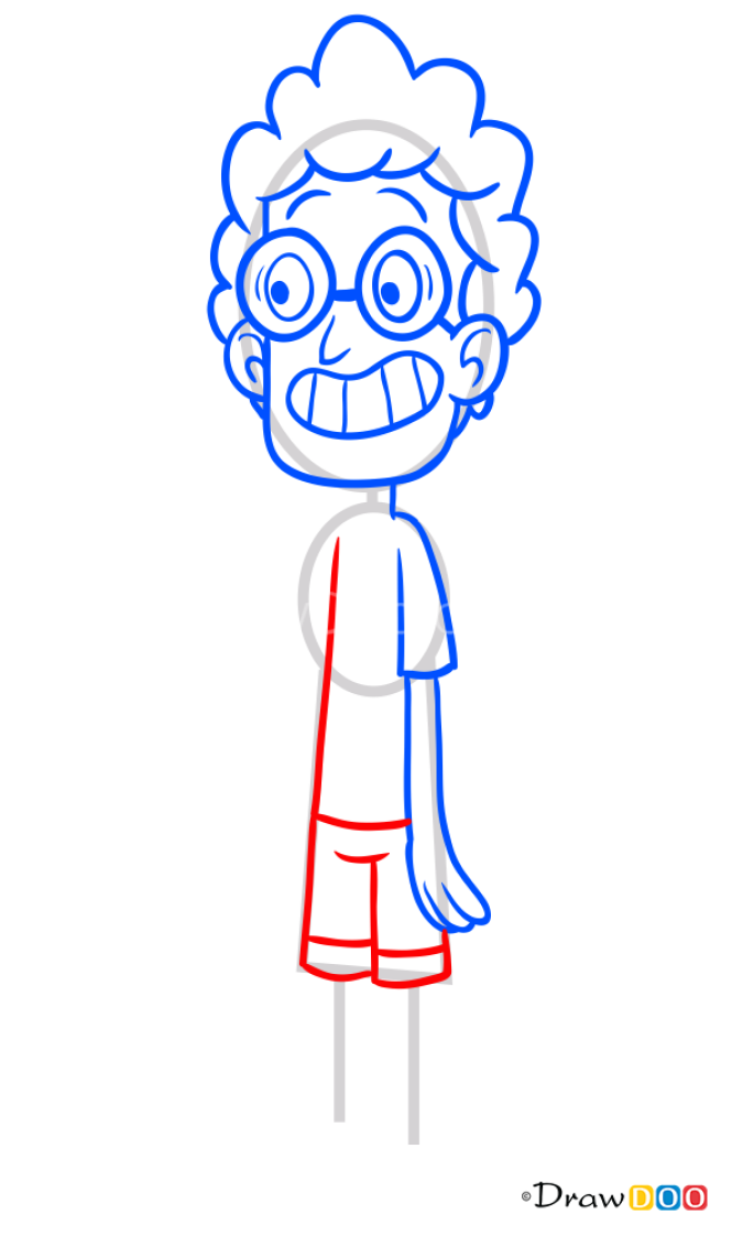 How to Draw Alfonzo, Star vs. the Forces of Evil