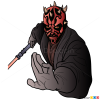 How to Draw Darth Maul, Star Wars