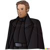 How to Draw Hux, Star Wars