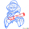 How to Draw Jawa, Star Wars