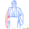 How to Draw Obi Wan, Star Wars