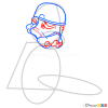 How to Draw Stormtrooper, Star Wars
