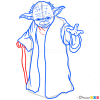 How to Draw Yoda, Star Wars