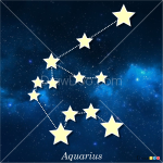 How to Draw Aquarius, Constellations