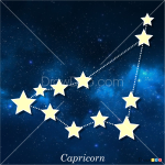 How to Draw Capricorn, Constellations