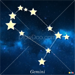 How to Draw Gemini, Constellations