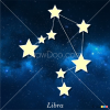 How to Draw Libra, Constellations