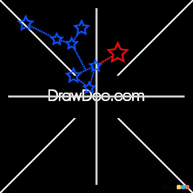 How to Draw Sagittarius, Constellations