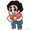 How to Draw Chibi Steven, Steven Universe