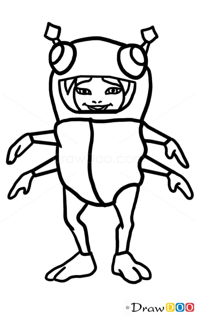 How to Draw Yutani, Cats