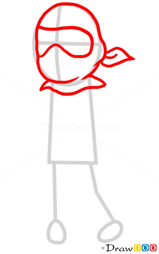 How to Draw Ninja, Cats