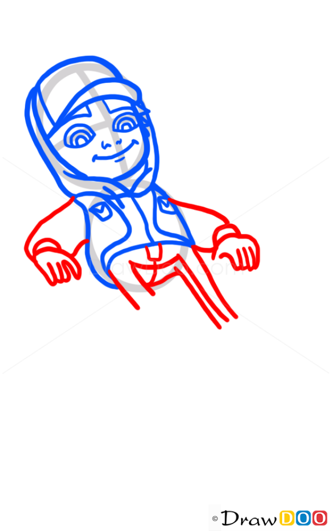 How to Draw Jake on Lawrider, Cats