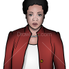 How to Draw Amanda Waller, Suicide Squad