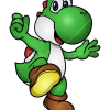How to Draw Yoshi, Super Mario