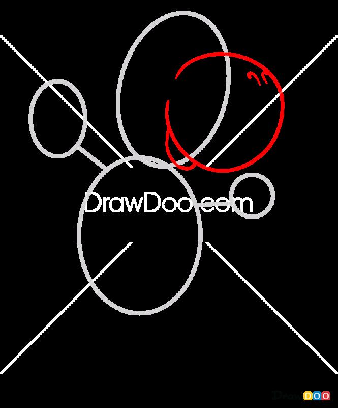 How to Draw Yoshi, Super Mario