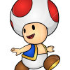 How to Draw Toad, Super Mario