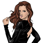 How to Draw Iza Goulart, Supermodels