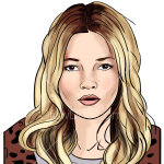 How to Draw Kate Moss, Supermodels