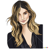 How to Draw Lilly Aldridge, Supermodels