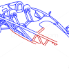 How to Draw Ariel Atom 500, Supercars