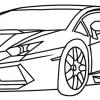 How to draw lamborghini diablo supercars