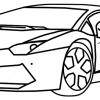 How to draw lamborghini aventador supercars