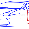 How to Draw Lamborghini Aventador, Supercars
