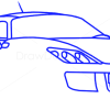 How to Draw Noble M600, Supercars