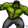How to Draw Hulk, Superheroes