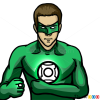 How to Draw Green Lantern, Superheroes