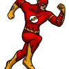 How to Draw Flash, Superheroes