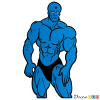 How to Draw Dr. Manhattan, Superheroes