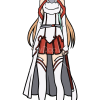 How to Draw Asuna, Sword Art Online