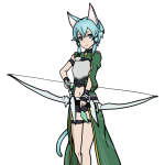 How to Draw Sinon, Sword Art Online