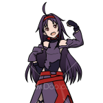 How to Draw Konno Yuuki, Sword Art Online