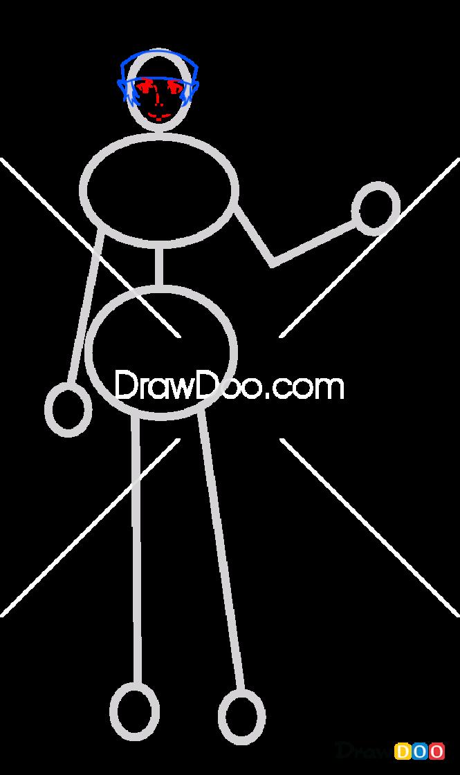 How to Draw Klein, Sword Art Online