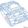 How to Draw Medium Tank, PzKpfw III, Tanks
