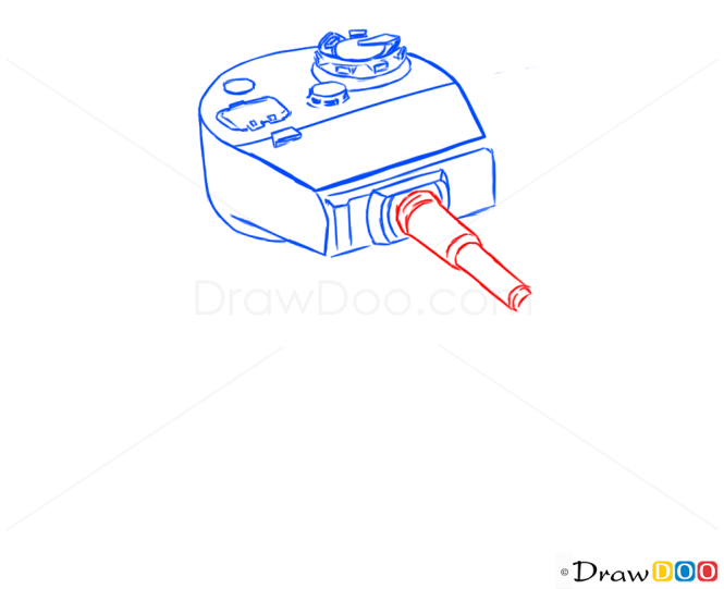 How to Draw Heavy Tank, Tiger I, Tanks