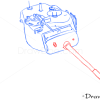 How to Draw Medium Tank, M46 Patton, Tanks