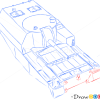 How to Draw Assault Gun, FV3805, Tanks