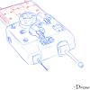 How to Draw Assault Gun, AT8, Tanks