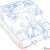How to Draw Assault Gun, AT-15A, Tanks