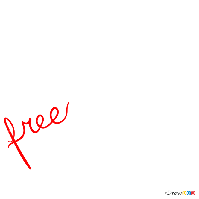 How to Draw Free Yourself, Tattoo Fonts