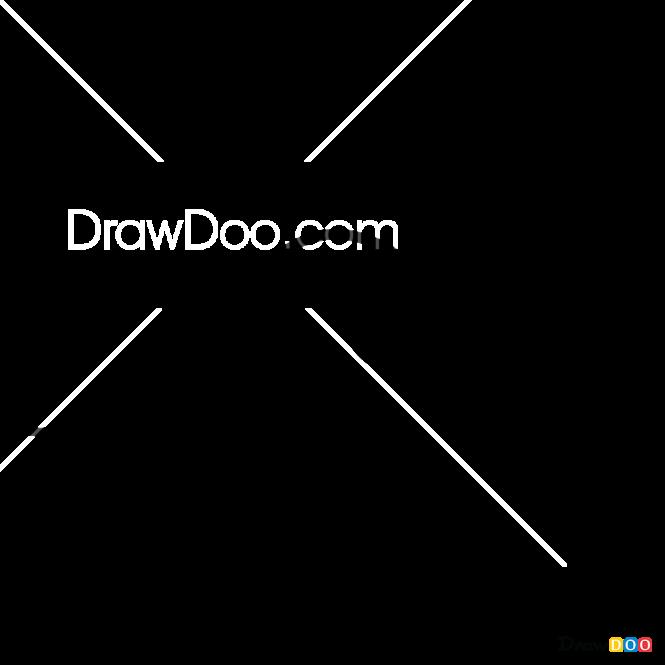 How to Draw Minimalist Wave, Tattoo MinimalistWaves Drawing Tattoo