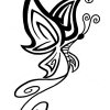 How to Draw Butterfly Hard, Tattoo Designs