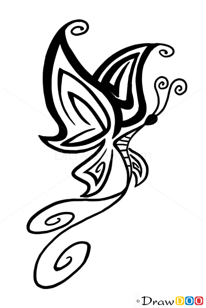 how to draw butterfly hard tattoo designs. Black Bedroom Furniture Sets. Home Design Ideas