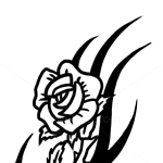 How to Draw Flower, Tattoo Designs