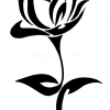 How to Draw Rose, Tattoo Designs