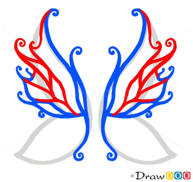 How to Draw Wings, Tattoo Designs
